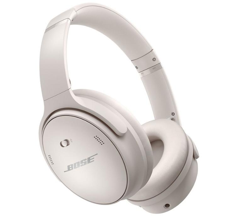 Bose выпустит беспроводные накладные наушники QuietComfort 45 за $330