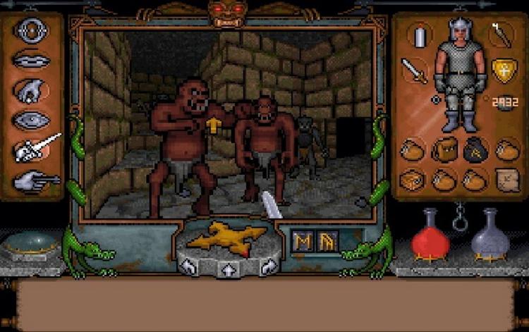 Ultima Underworld. Источник: Electronic Arts