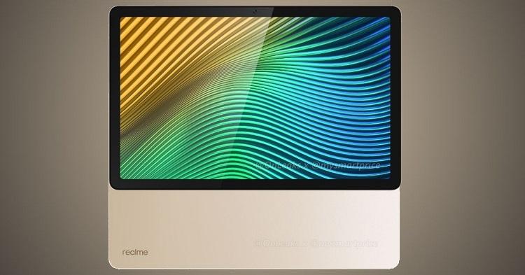 Первый планшет Realme получит AMOLED-дисплей