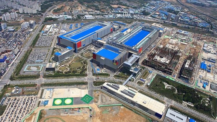 Samsung может построить завод по производству чипов в штате Нью-Йорк— проект оценивается в $17 млрд