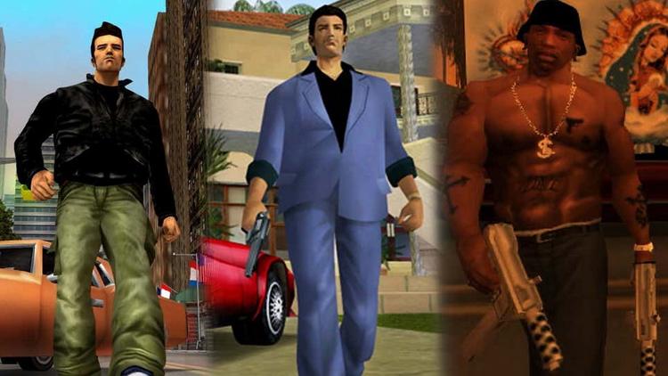 Слухи: GTA Remastered Trilogy выйдет в 2022 году