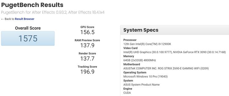 Флагманский чип Intel Core i9-12900K (Alder Lake-S) с 16 ядрами отметился в бенчмарке1