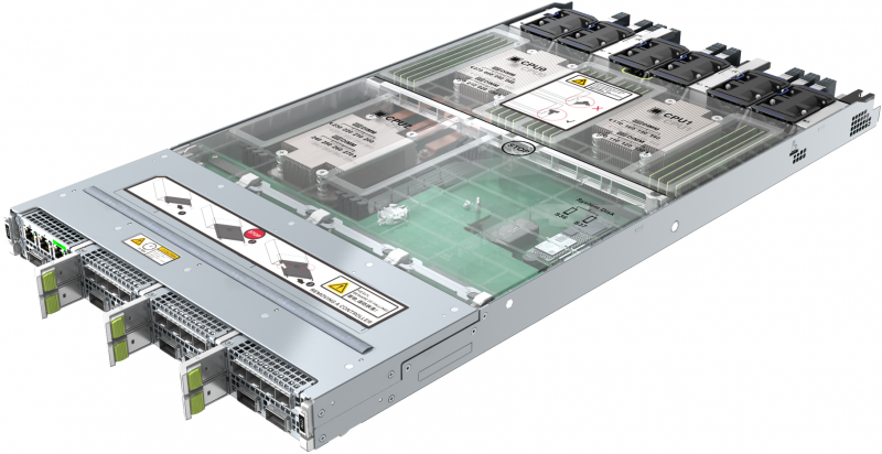 Контроллер Huawei OceanProtect X8000
