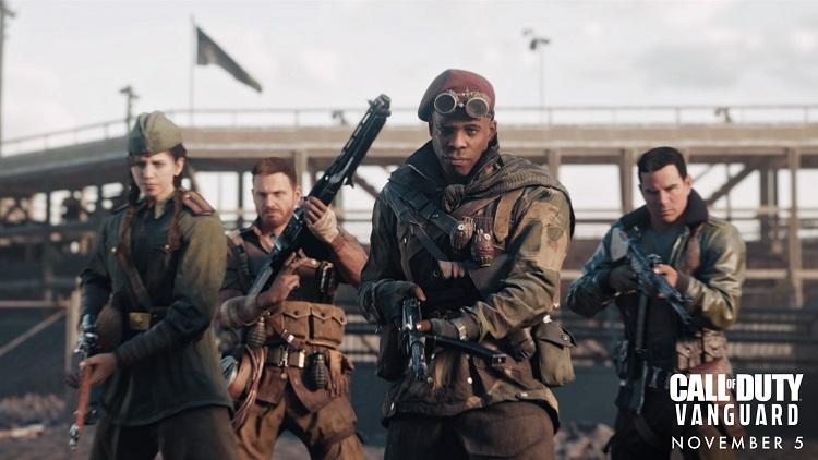 Альфа-тестирование Call of Duty: Vanguard пройдёт в ближайшие выходные, но только на PlayStation