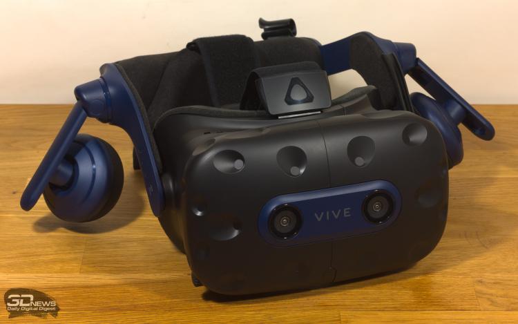 Обзор VR-шлема HTC VIVE Pro 2: лидер, хотя не идеал