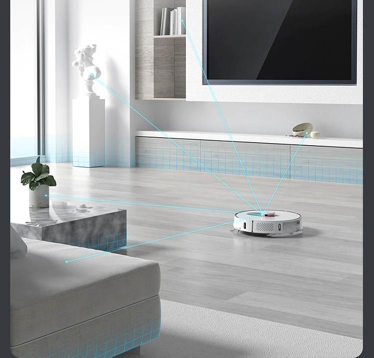 С 23 по 27 августа покупателям робота-пылесоса «2-в-1» ROIDMI EVE Plus предоставляются скидки и подарки