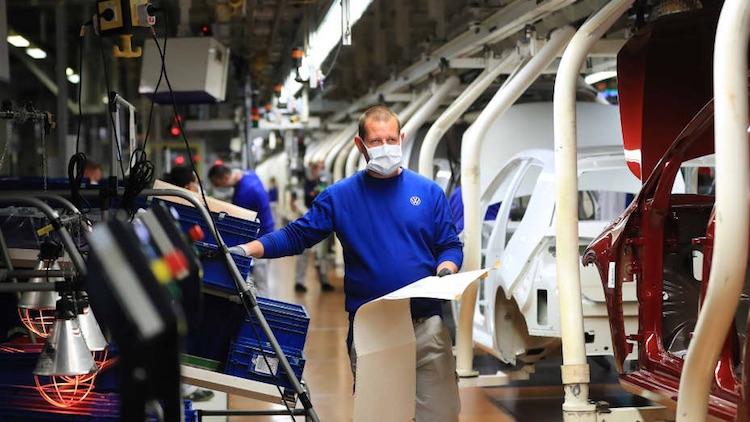 Bosch: цепочки поставок чипов в автомобильной индустрии больше не работают1