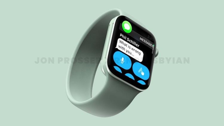 Apple Watch Series 7 получат более крупные дисплеи, чем предшественники