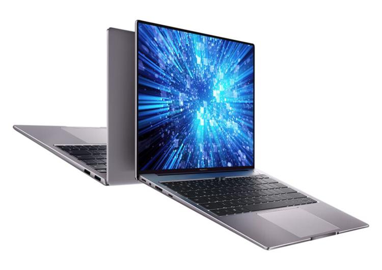 Huawei представила бизнес-ноутбуки MateBook B с аппаратным модулем TPM 2.0
