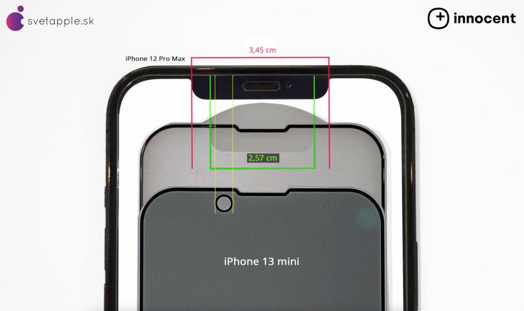Свежая утечка показала, чем iPhone 13 будет отличаться от iPhone 12  уменьшенная бровь и увеличенный блок камер
