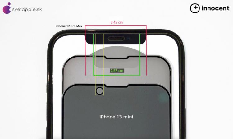 Свежая утечка показала, чем iPhone 13 будет отличаться от iPhone 12 — уменьшенная «бровь» и увеличенный блок камер