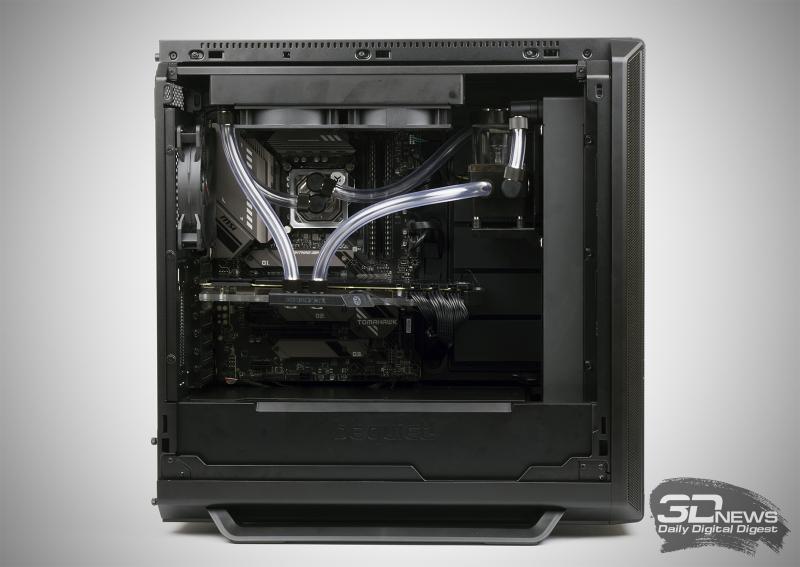 Да, набор компонентов для своей СЖО легко может стоить больше самого системного блока. Но только не когда в твоем ПК установлена GeForce RTX 3090 в 2021 году…