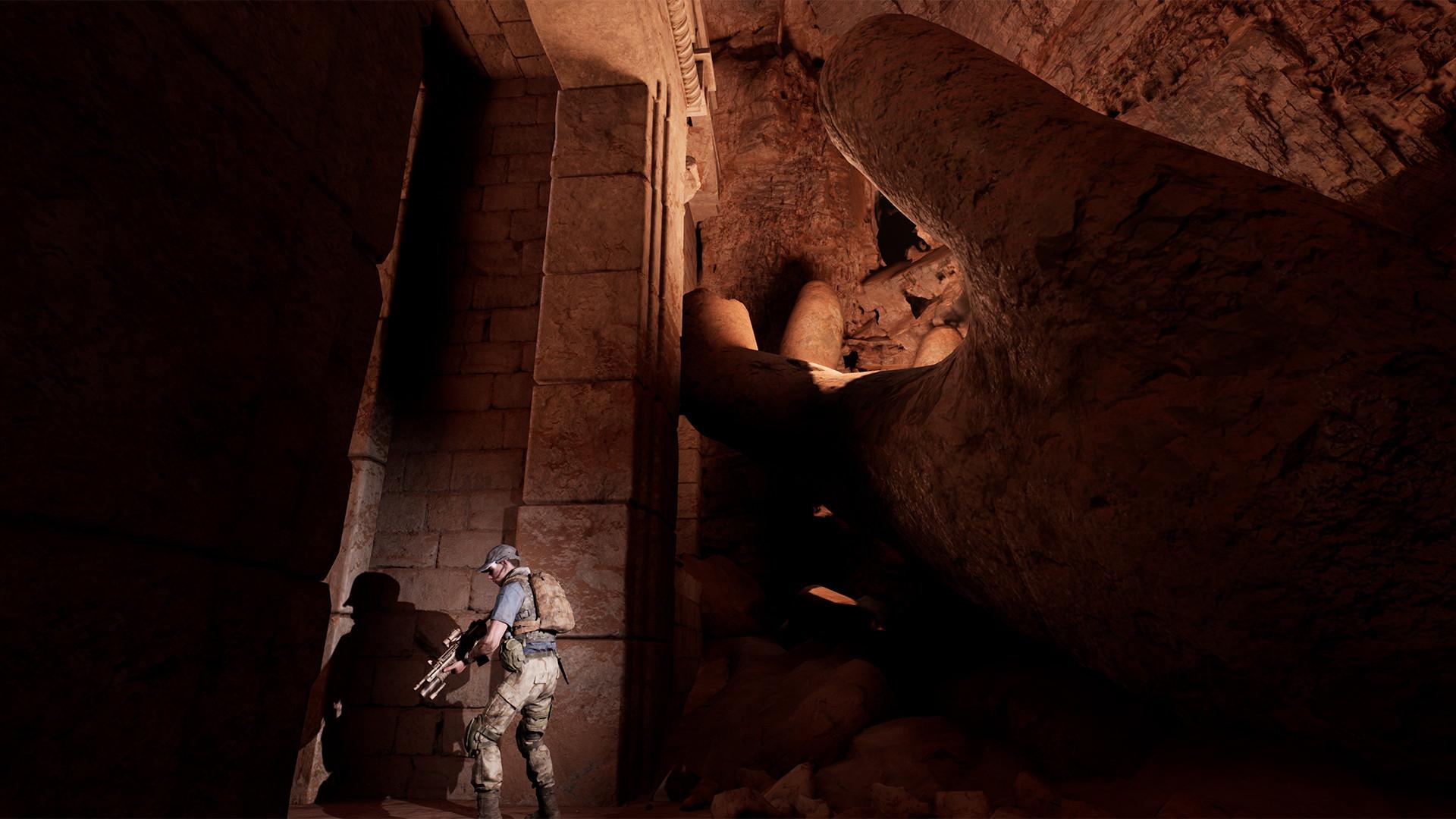 Видео: напряжение между персонажами и демон посреди тоннелей в трейлере The Dark Pictures Anthology: House of Ashes