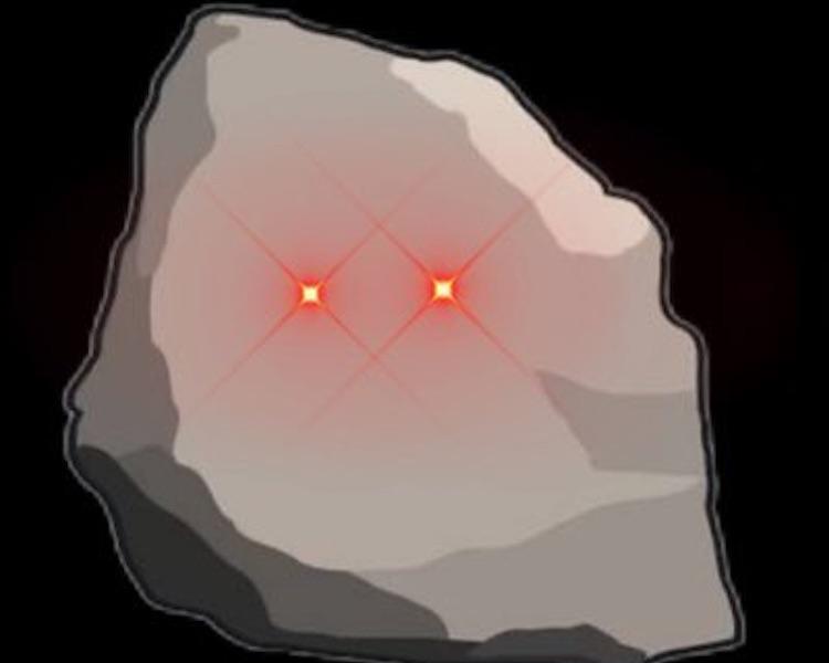 Изображение камня в виде NFT было продано за $1,3 миллиона