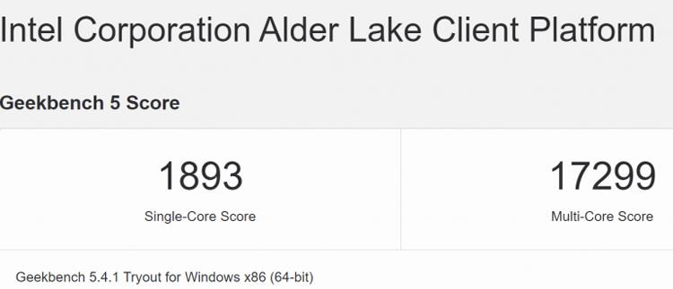 Будущий флагманский Intel Core i9-12900K оказался более чем на 10 % быстрее AMD Ryzen 9 5950X2