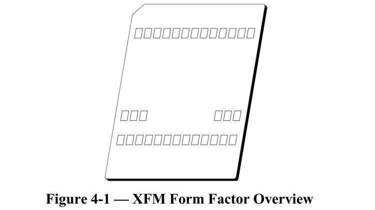 Принят стандарт накопителей XFMD — они заменят M.2 SSD в компактных гаджетах3
