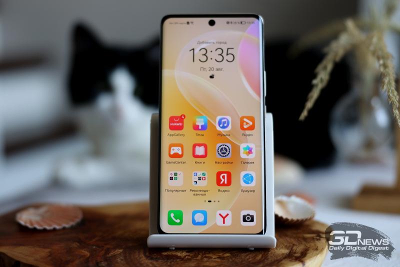 Обзор Huawei nova 8: первый смартфон Huawei в 2021 году