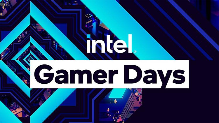 Intel и партнёры снизили цены на игровое железо — в России стартовал фестиваль Intel Gamer Days 2021