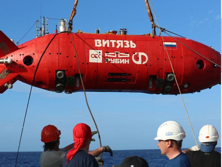 В 2022 году пара глубоководных дронов «Витязь-Д» отправится искать затонувшие в бездне корабли