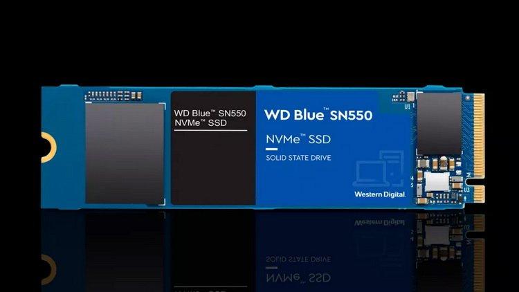 WD созналась в ухудшении характеристик накопителя Blue SN550, но пообещала больше так не делать