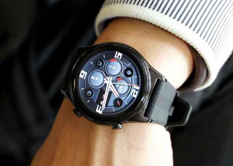 Смарт-часы Honor Watch GS 3 предстали на официальных изображениях