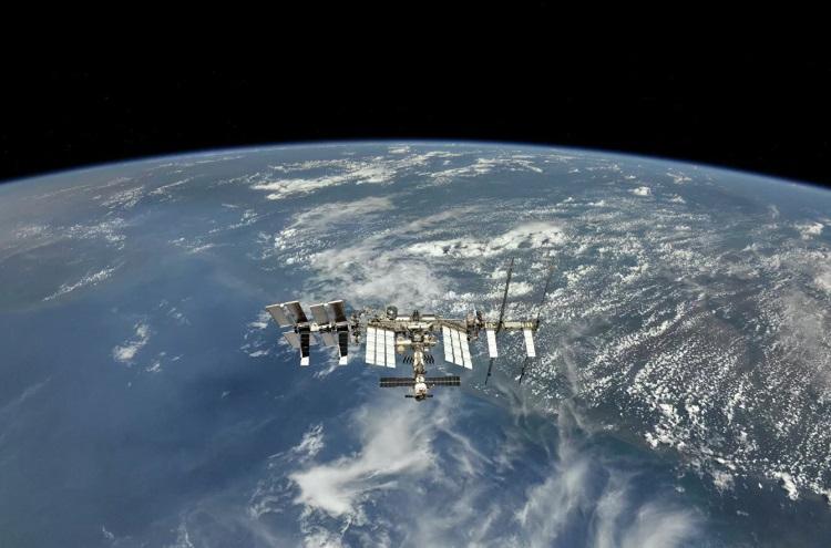 Международная космическая станция / Изображение: Роскосмос