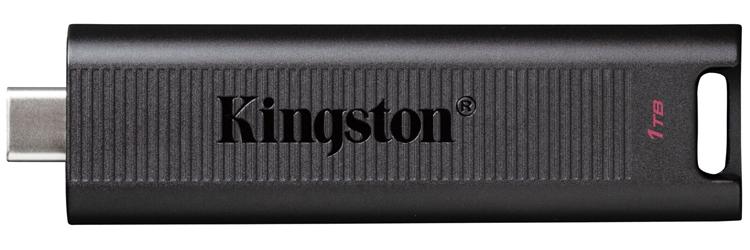 Kingston выпустила суперскоростную флешку DataTraveler Max — ёмкость до 1 Тбайт и скорость до 1000 Мбайт/с