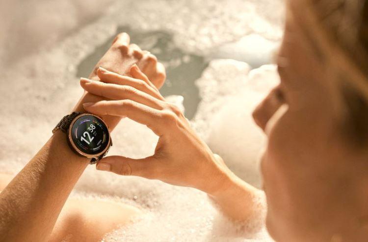 Представлены смарт-часы Fossil Gen 6 — первые на Snapdragon Wear 4100+, но со старой Wear OS 23