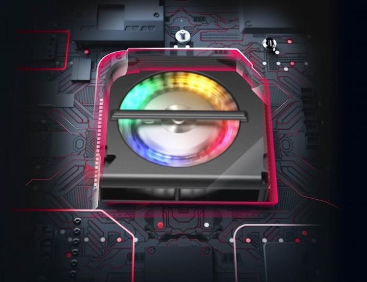 Игровой смартфон ZTE Nubia Red Magic 6S Pro получит графеновую систему охлаждения