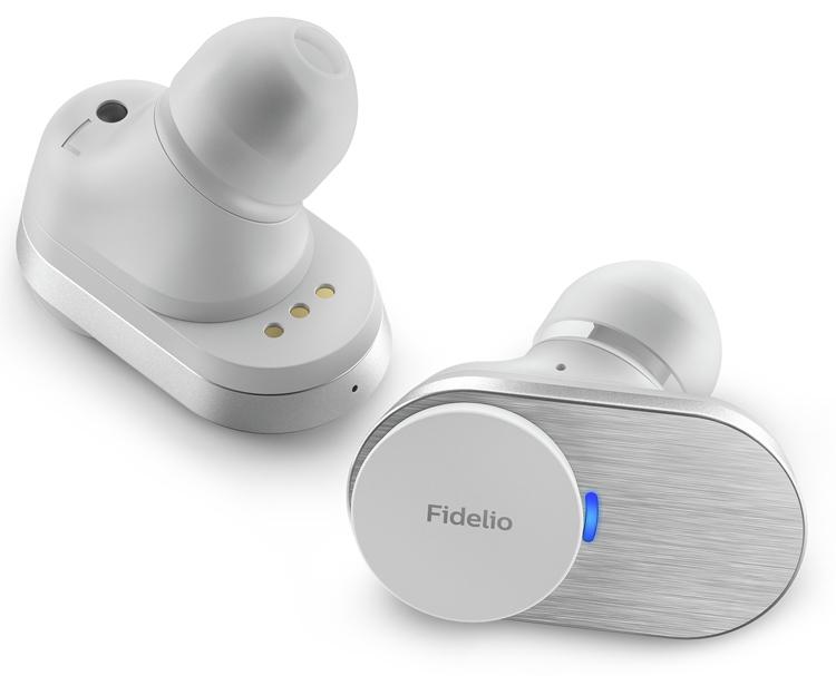 Представлены беспроводные наушники Philips Fidelio T1— шумоподавление и до 48 часов автономной работы3