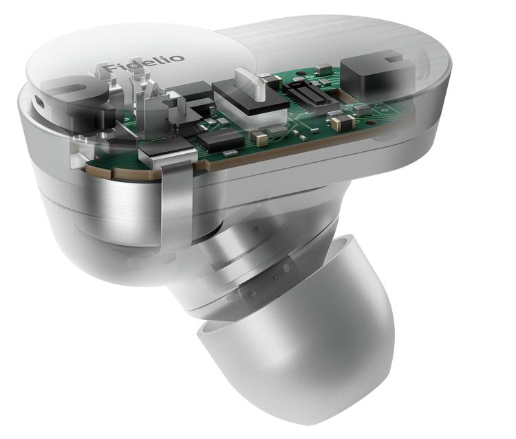 Представлены беспроводные наушники Philips Fidelio T1— шумоподавление и до 48 часов автономной работы2