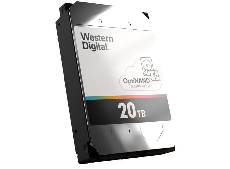 Western Digital представила платформу для HDD рекордного объёма — с флеш-памятью и повышенной производительностью