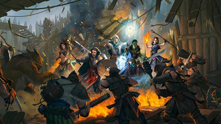 Ролевой игре Pathfinder: Kingmaker покорился 1 млн проданных копий — прямо перед выходом сиквела