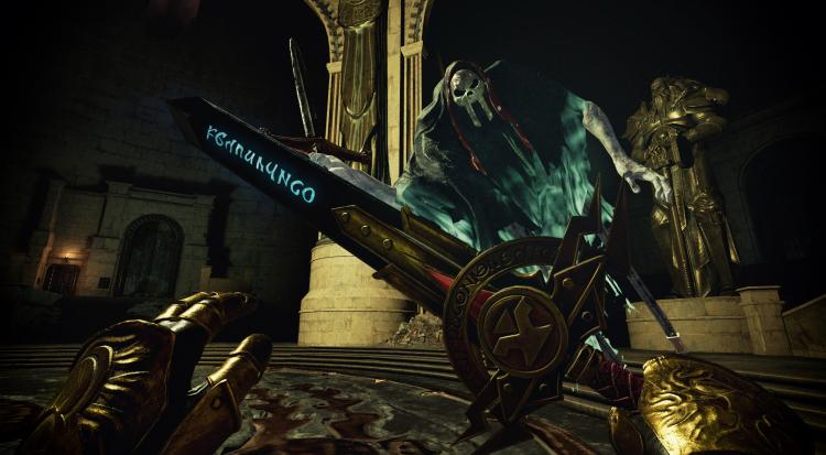 VR-экшен Warhammer Age of Sigmar: Tempestfall выпустят лишь к концу года