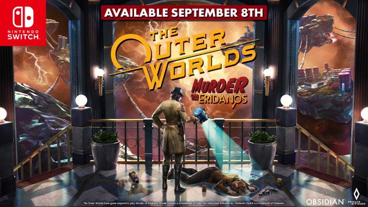 Второе сюжетное дополнение к The Outer Worlds доберётся до Switch на следующей неделе