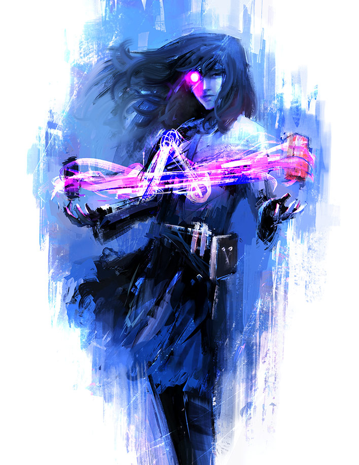 Intel показала «Алхимика» — персонажа, связанного с первой игровой видеокартой серии Arc