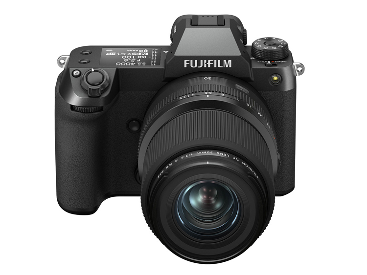 Fujifilm представила GFX 50S II — самую доступную среднеформатную камеру