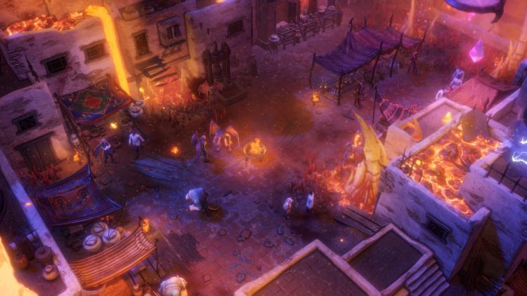 Pathfinder: Wrath of the Righteous превзошла результаты первой части по одновременному онлайну в Steam