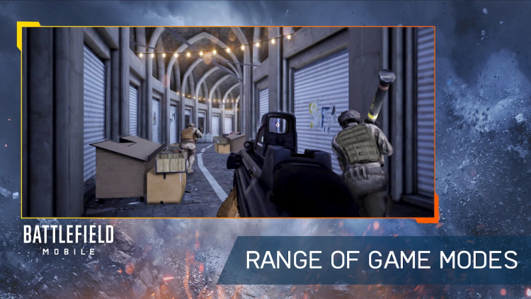 Мобильная Battlefield замечена в Google Play
