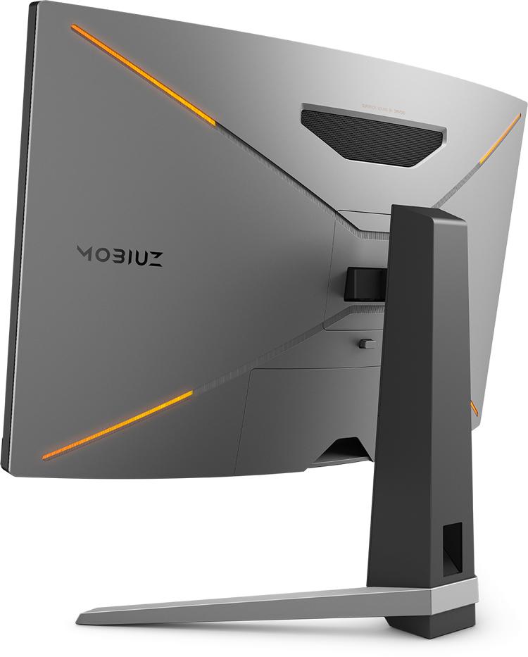 BenQ представила игровой QHD-монитор Mobiuz EX3210R с частотой обновления 165 Гц