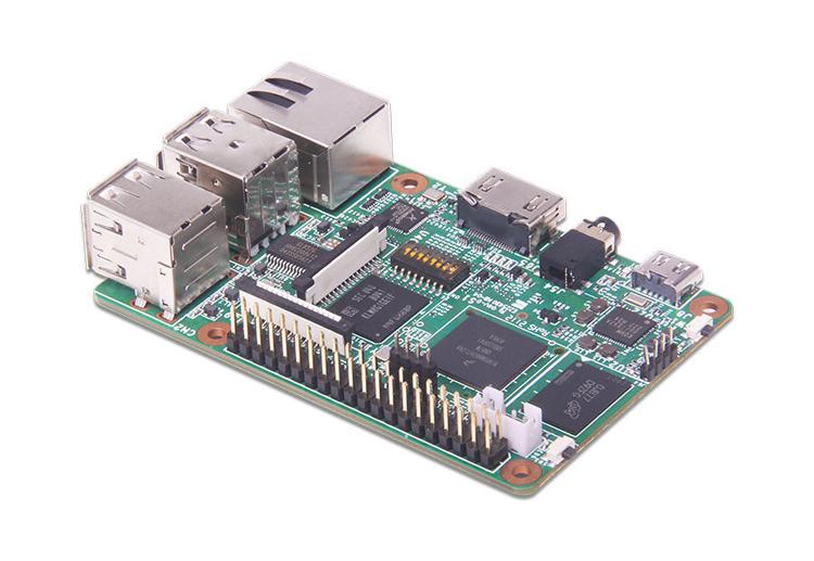 Одноплатный компьютер Geniatech XPI-iMX8MM выполнен в формате Raspberry Pi1