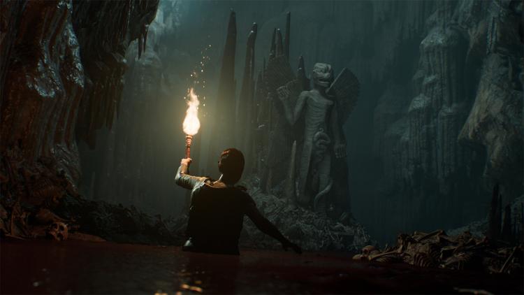 Видео: первые 15 минут The Dark Pictures: House of Ashes