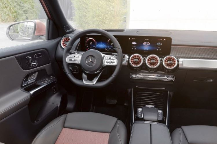 Mercedes-Benz представила электрический полноприводный кроссовер EQB3