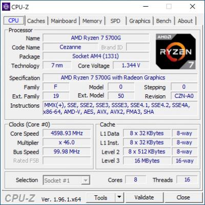 Обзор процессоров Ryzen 7 5700G и Ryzen 5 5600G. Можно ли испортить Zen 3?