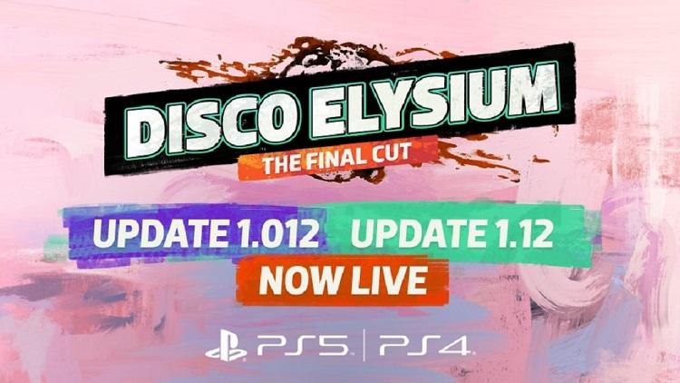 Новый патч для консольных версий Disco Elysium увеличил размер шрифта и улучшил текстуры