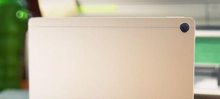 Производитель официально обнародовал дизайн первого планшета Realme — модели Pad