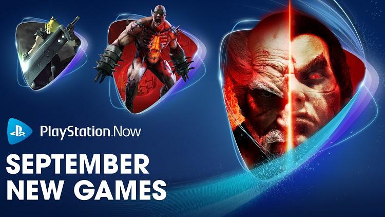 С сентябрьским обновлением в PlayStation Now добавят шесть игр, включая Tekken 7 и Pathfinder: Kingmaker