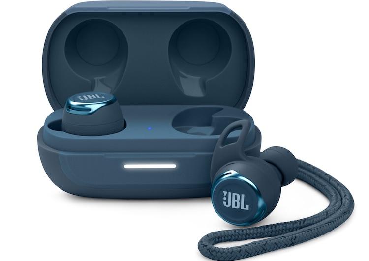 JBL представила беспроводные наушники с активным шумоподавлением, в том числе спортивную модель
