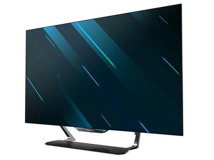Acer скоро представит сразу семь моделей смарт-телевизоров