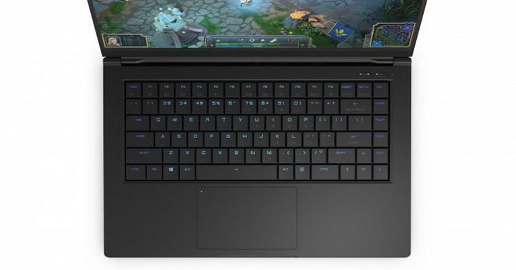 Intel представила игровой ноутбук NUC X15 с экраном 240 Гц, восьмиядерным Tiger Lake-H и GeForce RTX 3070